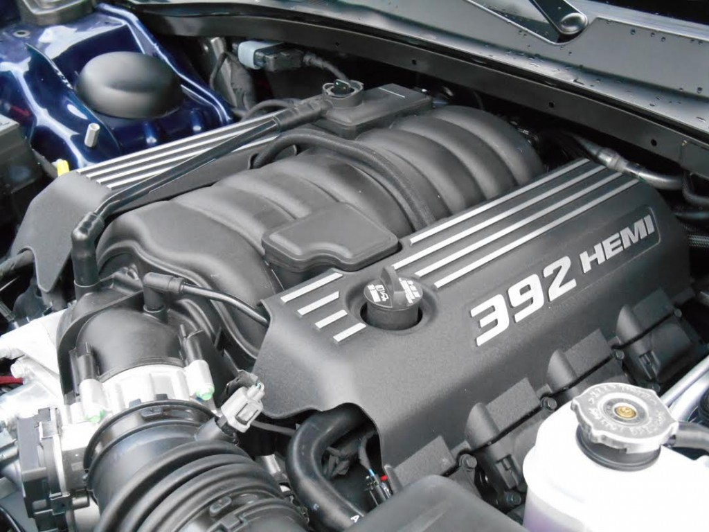 Dodge 6.4-liter V8 engine