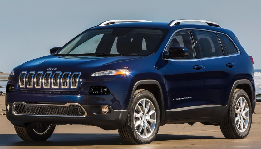 2015 Jeep Cherokee, Most-Powerful Small Crossovers