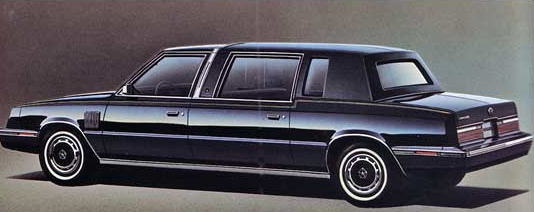 1984 Chrysler Executive Limousine