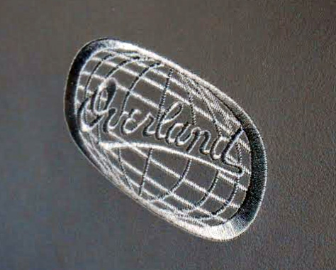 Jeep Overland Badge