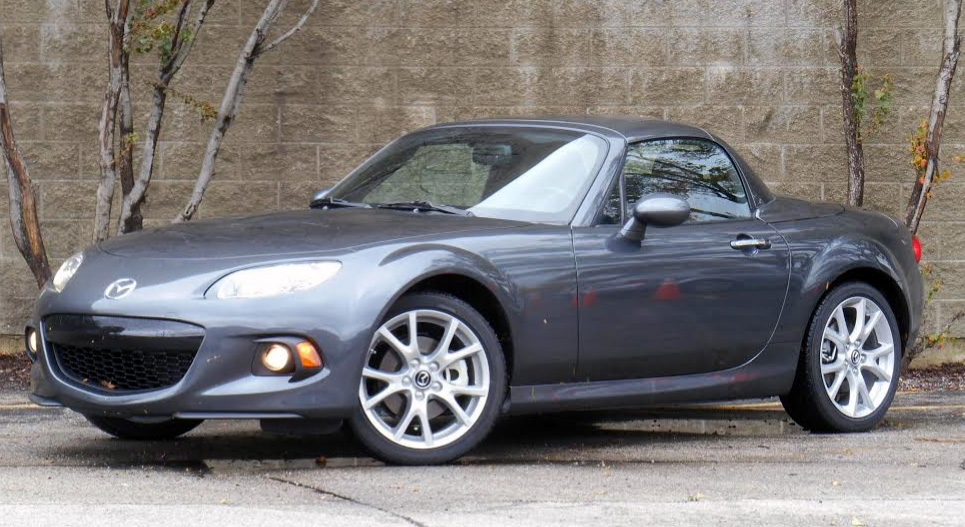 Test Drive: 2015 Mazda MX-5 Miata | The Daily Drive | Consumer Guide ...