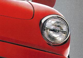 Alfa Romeo Spyder Abstract