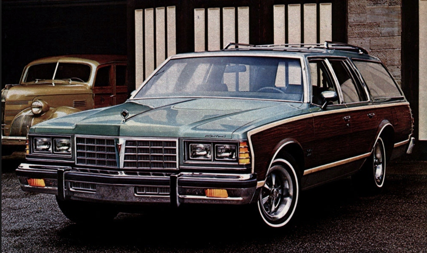 Pontiac Grand Safari
