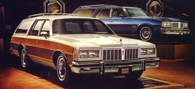 1978 Pontiac Grand Safari