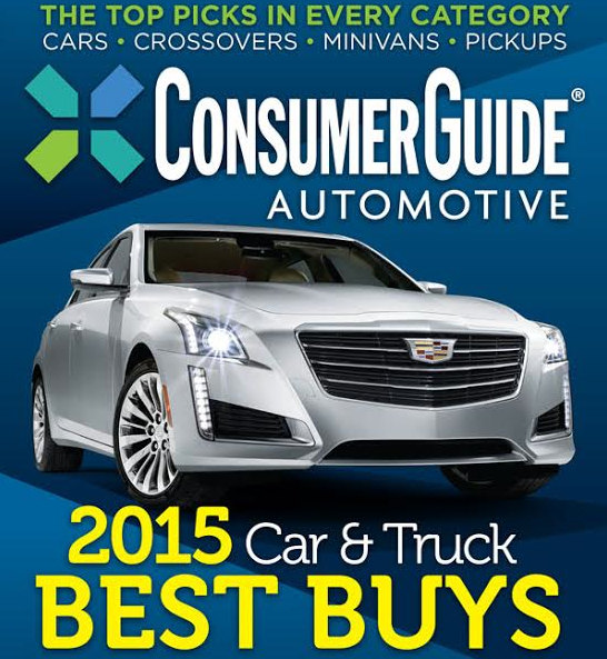 2015 Consumer Guide Best Buys Magazine