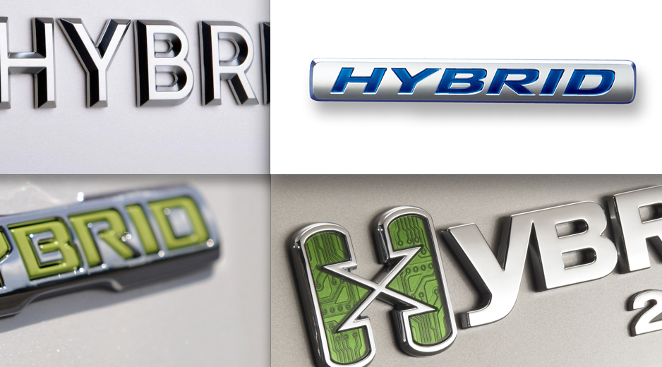 Hybrid Badges, Ways Hybrids are Different