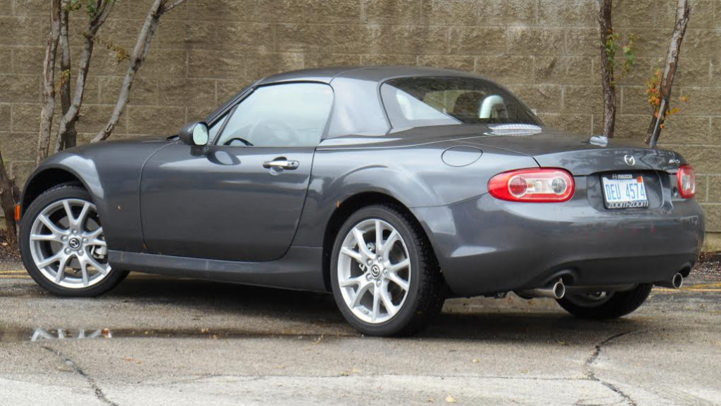test drive 2015 mazda mx 5 miata the daily drive. Black Bedroom Furniture Sets. Home Design Ideas