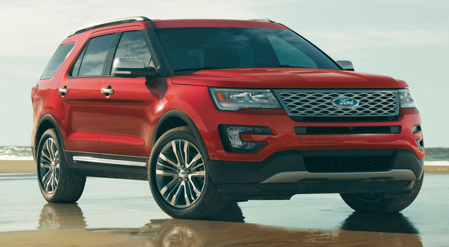 Ford 2016 Model >> 2016 Ford Explorer New Look New Tech New Luxury Model The Daily