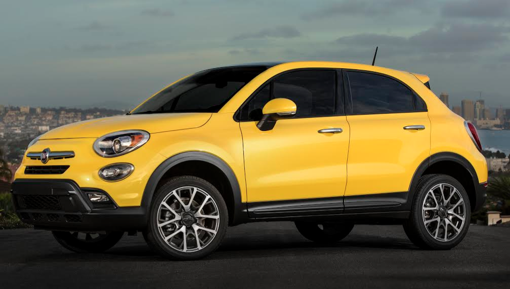 2016 Fiat 500x American Crossover Italian Style The Daily Drive