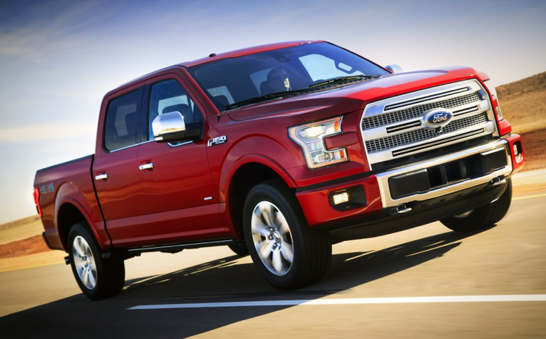 2015 Ford F-150, Most Efficent Pickup Trucks