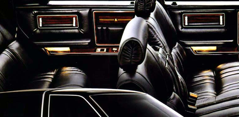 1990 Chrysler Imperial Abstract