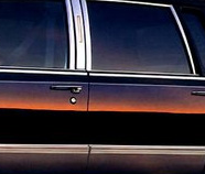 Cadillac Brougham Abstract