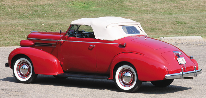 Photo Feature 1937 Oldsmobile F 37 Convertible Coupe on cabriolet motors