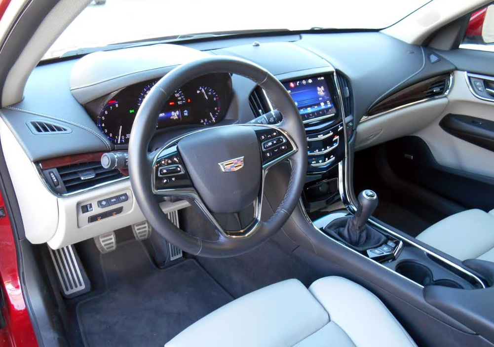 Test Drive 2015 Cadillac Ats 2 0t The Daily Drive Consumer