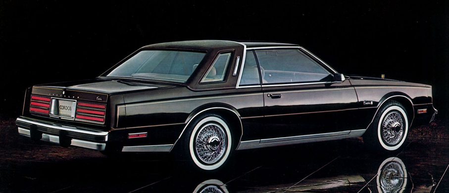 Smaller Still The Personal Luxury Cars Of 1980 The