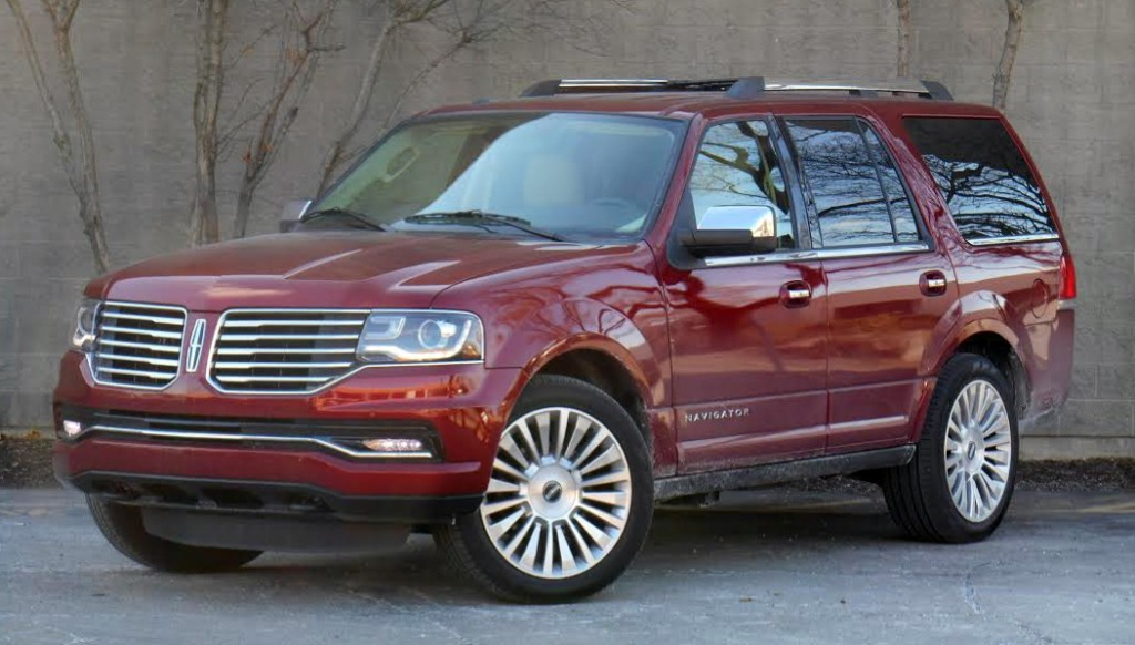 Test Drive: 2015 Lincoln Navigator | The Daily Drive | Consumer Guide® The Daily Drive
