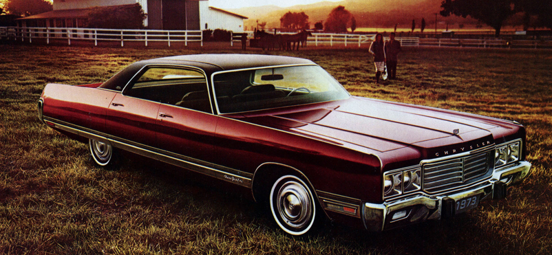 1973 Chrysler New Norker