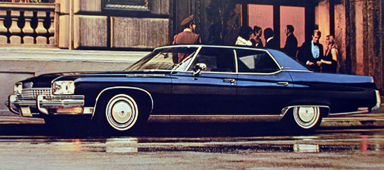 Hard to Park: The 5 Longest Sedans of 1973 | The Daily Drive | Consumer Guide® The Daily Drive ...