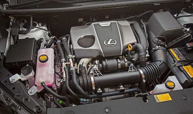 Lexus NX200t engine, How Turbocharging Works