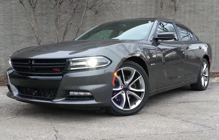 Test Drive: 2015 Dodge Charger R/T Road and Track | The Daily Drive