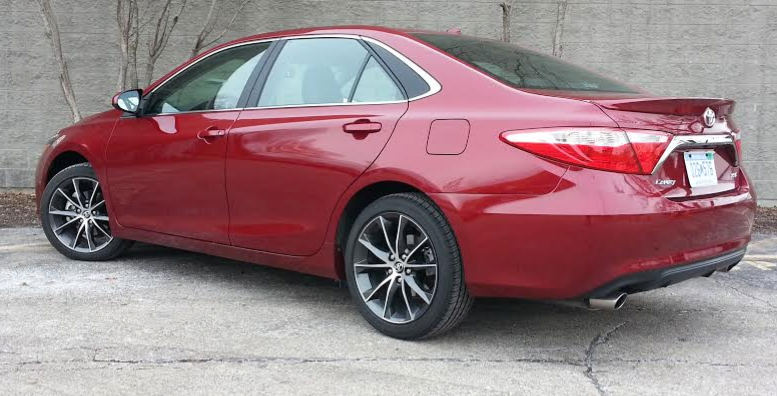 Test Drive: 2015 Toyota Camry XSE | The Daily Drive ...
