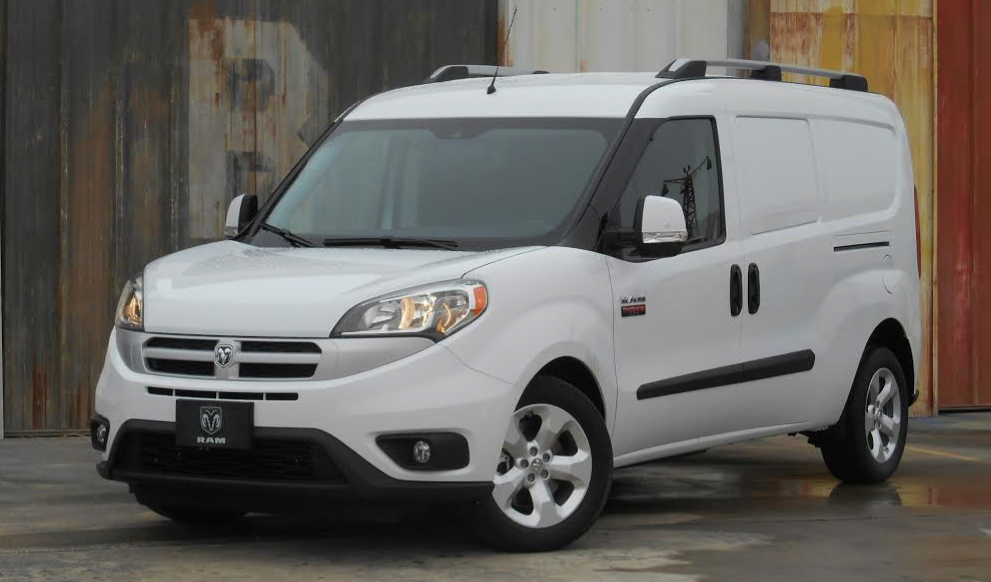 2015 Ram Promaster City Doing Battle In Quot Compact Cargo