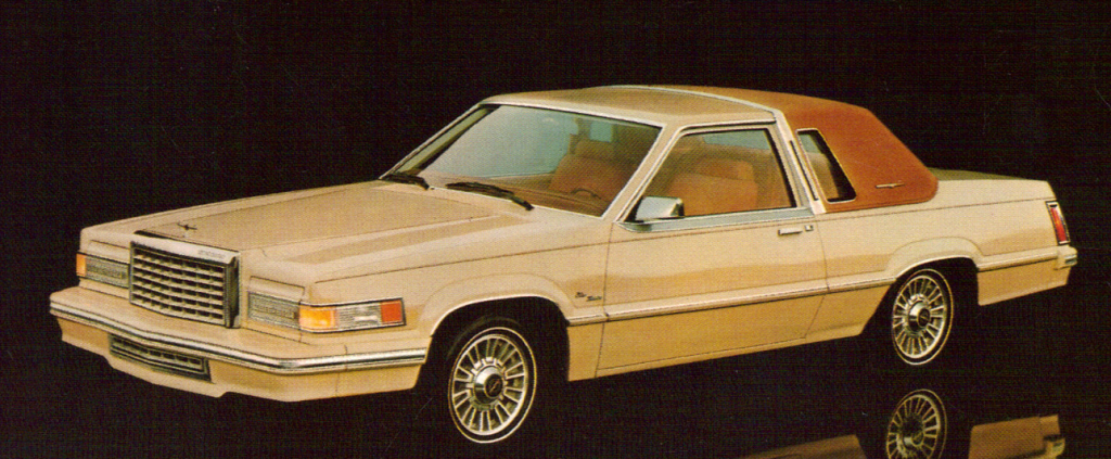 1980 Ford Thunderbird
