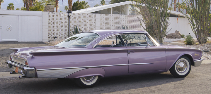1960 Ford Galaxie Starliner Hardtop Coupe