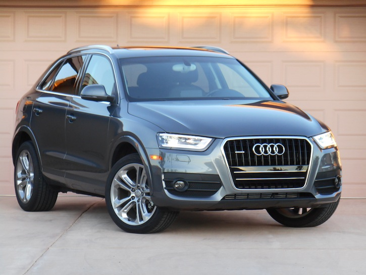 test drive 2015 audi q3 the daily drive consumer. Black Bedroom Furniture Sets. Home Design Ideas