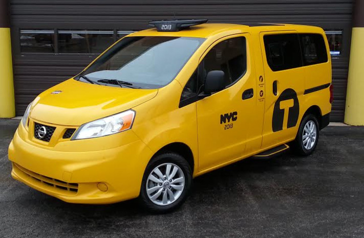 Test Drive 2014 Nissan Nv200 Taxi The Daily Drive Consumer