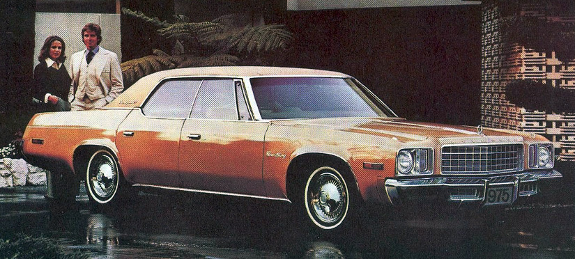 Plymouth Gran Fury Brougham