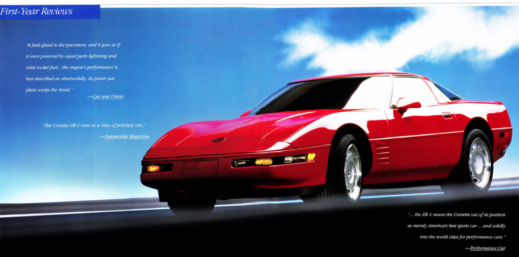 5 Most-Powerful American Cars of 1991 | The Daily Drive | Consumer