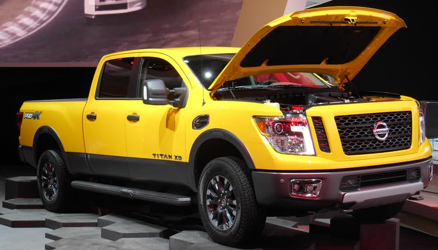 Second Cummins: New Nissan Titan Goes Diesel | The Daily ...