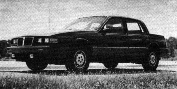 1986 Pontiac Grand Am, 1986 Pontiac Grand Am Review