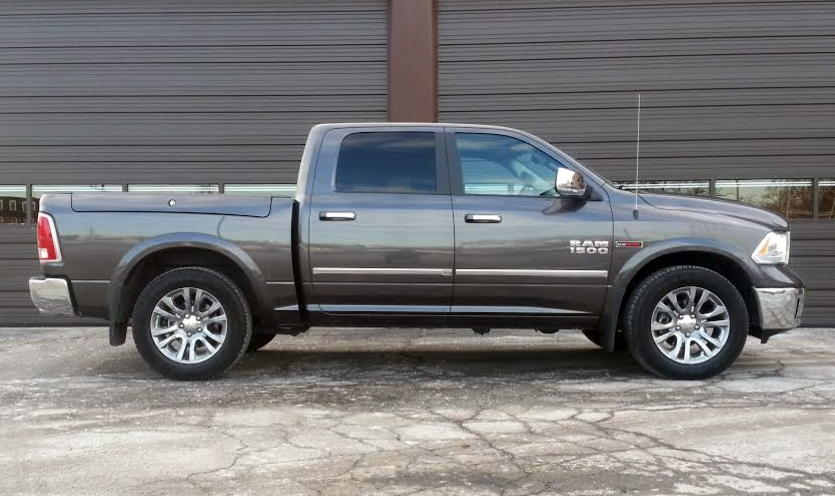 Dodge Ram 1500 Ecodiesel >> Test Drive: 2015 Ram 1500 Laramie EcoDiesel | The Daily Drive | Consumer Guide® The Daily Drive ...