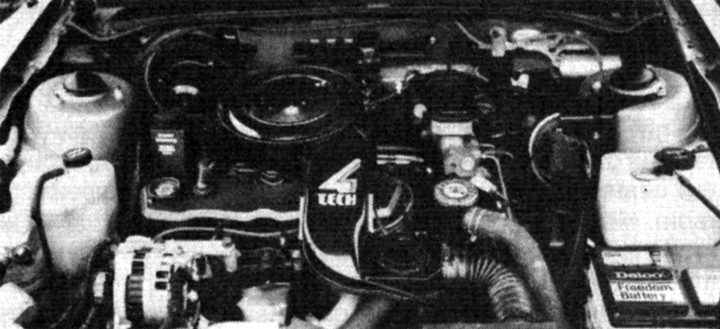 Grand Am Tech 4 engine
