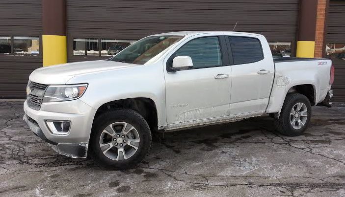 Chevy Colorado Crew Cab >> Test Drive 2015 Chevrolet Colorado Z71 Crew Cab The Daily Drive