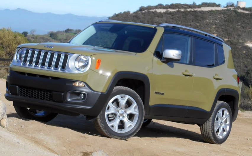 First Spin 2015 Jeep Renegade The Daily Drive