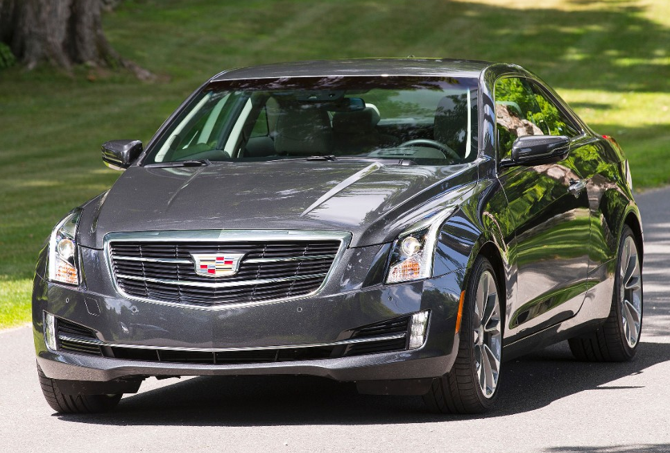 Used Cadillac Cts Coupe >> Test Drive: 2015 Cadillac ATS Coupe 2.0T | The Daily Drive | Consumer Guide® The Daily Drive ...