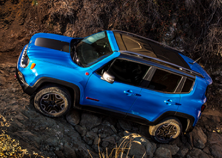 Jeep Renegade, 2015 Jeep Renegade