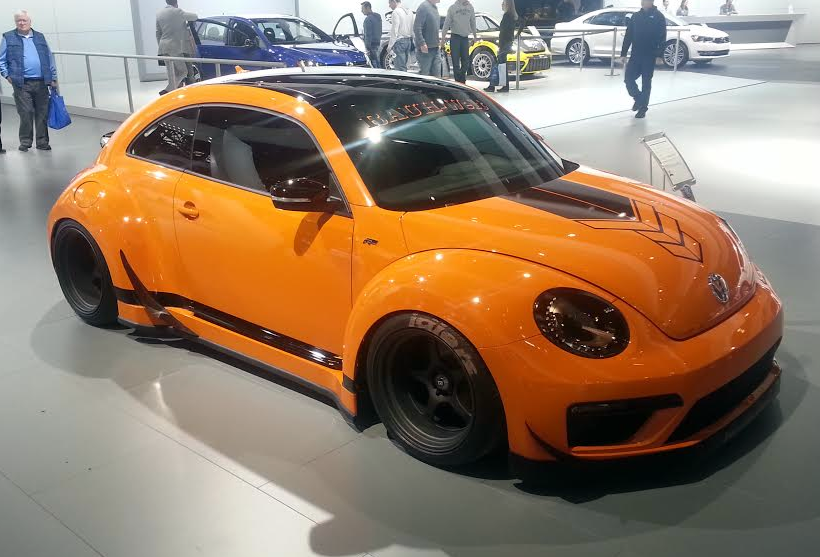 Savoir Flare: Wide-Body Tuner Cars at the 2015 Chicago Auto Show | The Daily Drive | Consumer ...