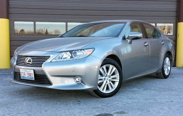 test drive: 2015 lexus es 350 | the daily drive | consumer guide