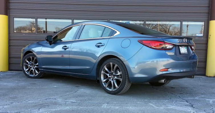Test Drive 2016 Mazda 6 i Grand Touring  The Daily Drive