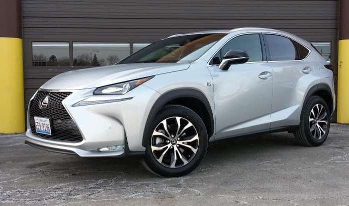 Test Drive: 2015 Lexus NX 200t F Sport | The Daily Drive ...