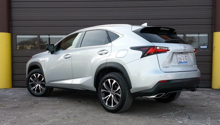 test drive 2015 lexus nx 200t f sport the daily drive consumer guide the daily drive. Black Bedroom Furniture Sets. Home Design Ideas