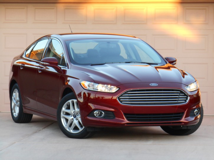 test drive 2015 ford fusion se the daily drive consumer guide the daily drive consumer. Black Bedroom Furniture Sets. Home Design Ideas