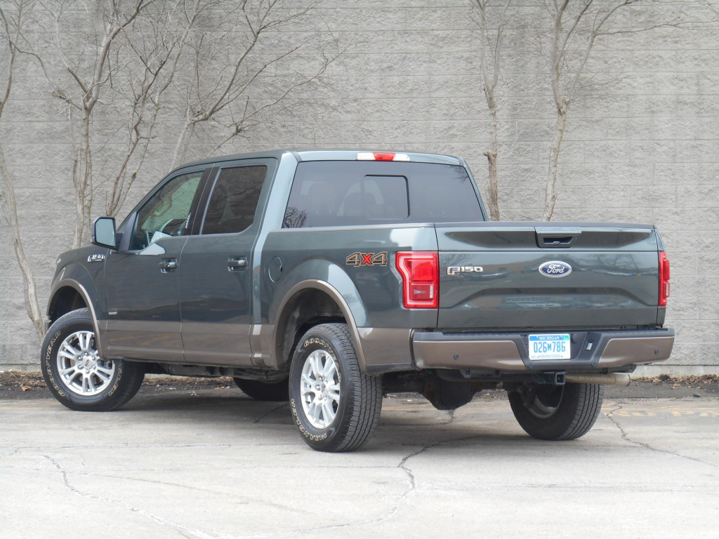 2015 Ford F-150, F-150 With EcoBoost 2.7