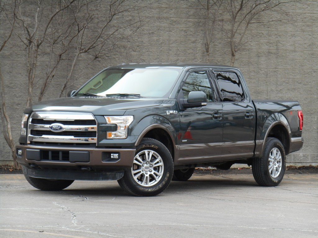 Test Drive 2015 Ford F 150 Lariat 2 7l Ecoboost The Daily Drive