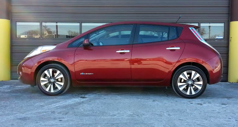 Nissan Leaf Profile