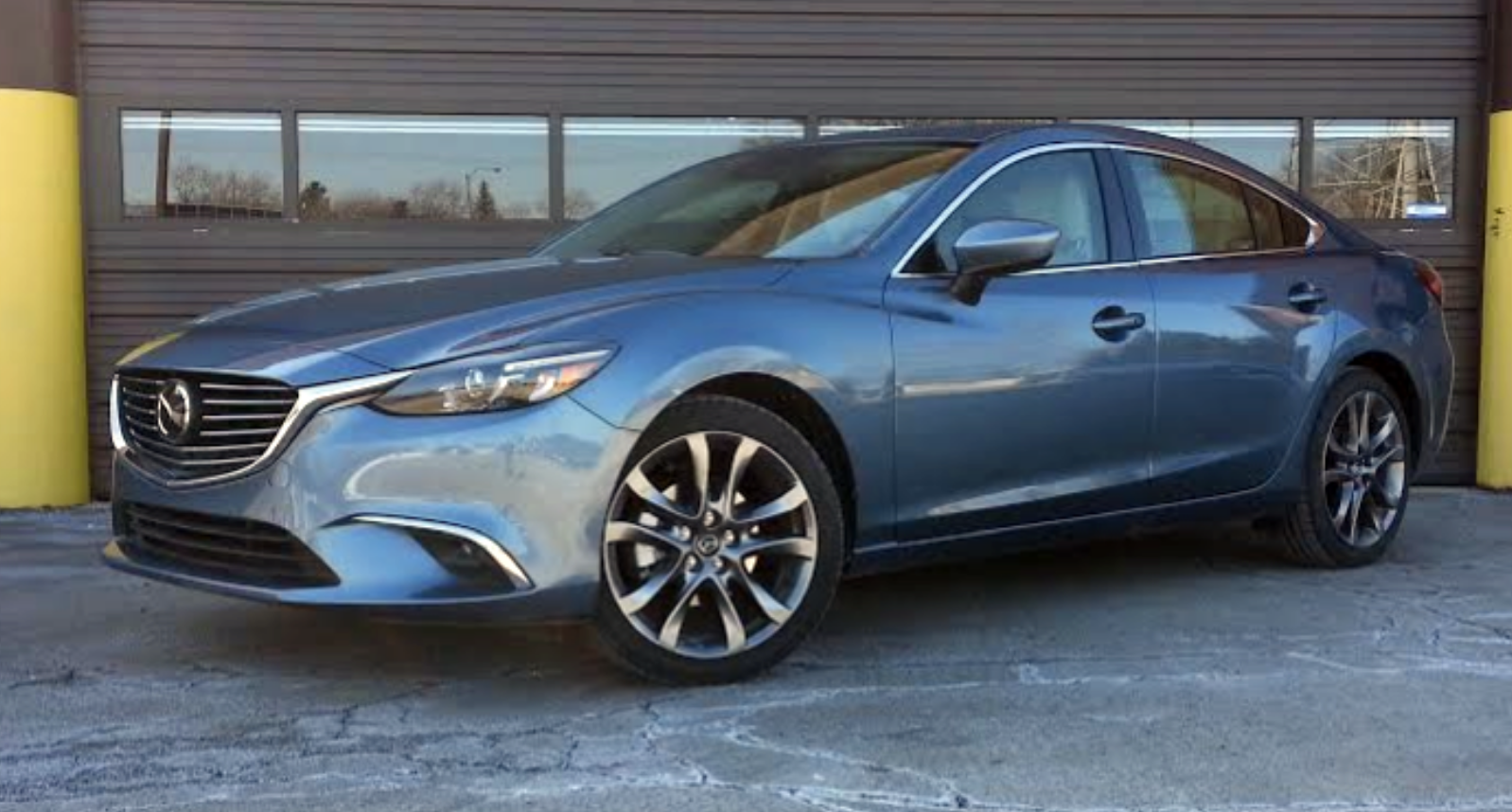 Test Drive: 2016 Mazda 6 i Grand Touring | The Daily Drive ...